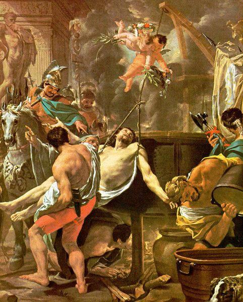 Saint jean devant la porte latine for Porte latine